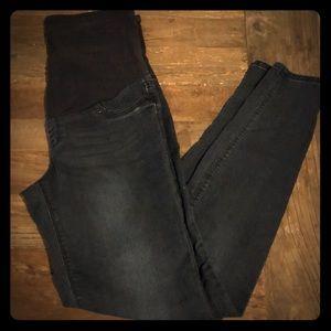 H&M skinny maternity pants